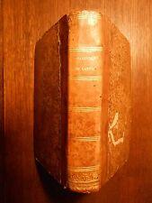 LAFORCE, Statistique Cantal (1836) GRENIER, Industrie dans le Cantal (1836).....