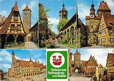 BT14242 Rothenburg ob der tauber           Germany