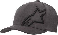 Alpinestars Corp Shift 2 Flexfit Hat-Dark Grey-L/XL  Mens 1032-81008-1751-LX
