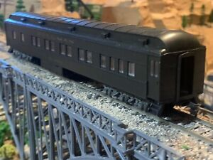 "HO Scale Vintage Athearn Santa Fe ATSF PULLMAN ""ST. CROIX"" from 1950's AMAZING !"