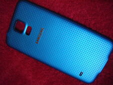 Blue Back Battery Housing Door Case Cover for Samsung Galaxy s 5