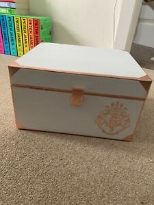 Harry Potter Hogwarts Gift Box Chest Collectable Storage Trunk