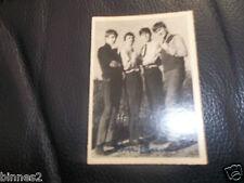 THE BEATLES NEMS ENTERPRISES A & B C GUM TRADING CARD FIRST SERIES CARD No. 50