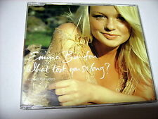 Emma Bunton - What Took You So Long? - CD Single, Enhanced  - Pop Rock