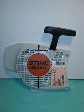 Stihl MS 201T 201TC 201 Chainsaw Starter Recoil OEM Chain Saw Fan Housing