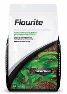 Flourite 7 Kg 15.4 Lbs Aquarium Substrate Fish Tank Water Decor Plant New