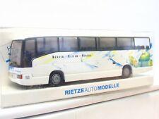Rietze 1/87 60059 MB o 404 RHD Bührer viajes Hirzel embalaje original (mr5151)