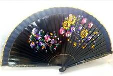 Hand-Painted Bamboo Fan