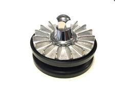 VW Beetle Kombi Split Screen BLK Generator or Alternator Turbo Look Pulley Kit