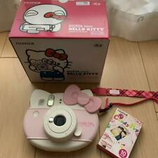 HELLO KITTY Instax Mini Instant Camera Fujifilm Sanrio W/BOX Japan FedEx [M]