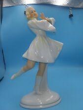 Vintage Porcelain SCHAUBACH KUNST Dancing Figurine