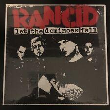 RANCID! LET THE DOMINOES FALL! ORIG. 2009 VINYL! SEALED!! NEVER OPENED! SKA PUNK