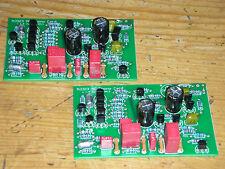 Upgraded Naim 323 MC Phono cards - NJ323 Phono Cards - Pair.