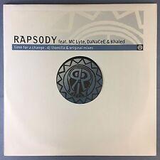 Rapsody Feat. MC Lyte, DaNaCeE & Khaled - Time For A Change - Mercury 562-616-1