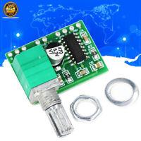 PAM8403 Verstärker Modul 5V 2x 3W Amplfier Board Potentiometer Lautstärkeregler