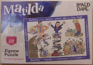 Roald Dahl ~ Matilda ~ 250 Piece Jigsaw Puzzle