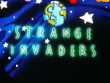 "35mm Color Cartoon ""STRANGE INVADERS"" 2001 National Film Board of Canada"