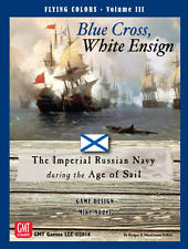 Blue Cross White Ensign: The Imperial Russian Navy, NEW