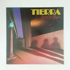 TIERRA Bad City Boys NB332551 LP Vinyl VG+ near ++ Cover VG++