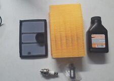 Stihl Ts700 Ts800 Air Filter Combo Kitspark Plugfuel Filter Amp 1 Two Cycle Oil