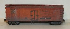 Santa Fe SFRD 40' Wood Reefer - craftsman kit