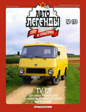 1:43 - ROCAR TV 12F + Magazine #170 De Agostini/IXO