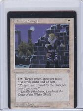 Kelsinko Ranger MISCUT misprint error Ice Age Magic MtG mistake factory cut
