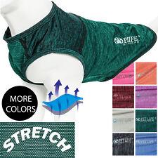 Pet Life 'Aero-Pawlse' Quick-Dry and 4-Way Stretch Dog Tank Top T-Shirt