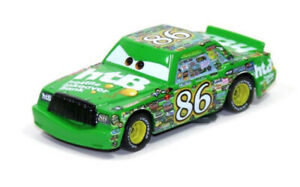 Mattel Disney Pixar Cars No.86 Chick Hicks 1:55 Diecast Car Vehicle New/Loose