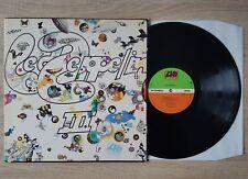 LED ZEPPELIN III 3 ~ VINTAGE UK Vinile LP ~ K50002 ~ EX/In buonissima condizione + ~ ROCK BLUES