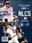 Внешний вид - 2021 NLCS GAME PROGRAM L.A.DODGERS / ATLANTA BRAVES NATIONAL LEAGUE CHAMPIONSHIP