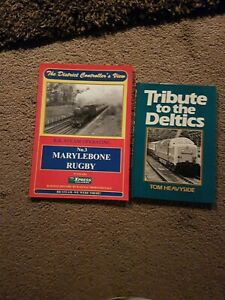 Two Railway Books
