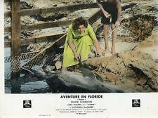 KATHLEEN MAGUIRE LUKE HALPIN FLIPPER DOLPHIN 1963 VINTAGE LOBBY CARD ORIGINAL #1