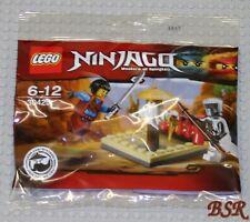 LEGO® Ninjago Polybag : 30425 Trainingsgelände der CRU-Meister Nya Zane NEU OVP