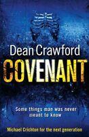 DEAN CRAWFORD ___ COVENANT ___ BRAND NEW ___ FREEPOST UK