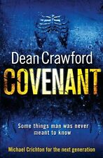 DEAN CRAWFORD ___ COVENANT ___ BRAND NEW ___ FREEPOST UK