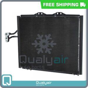 AC Condenser fits Jeep TJ, Wrangler QU