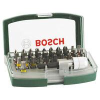BOSCH DIY 32 Piece Colour Coded Screwdriver Bit Set 2607017063 3165140594790
