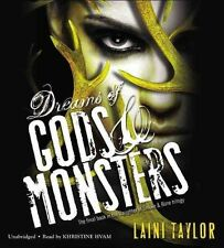 Acceptable, Dreams of Gods & Monsters (Daughter of Smoke & Bone Trilogy), Taylor