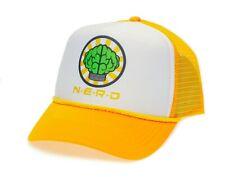 NERD Trucker Hat Neptunes Pharrell N*E*R*D Cap N.E.R.D.