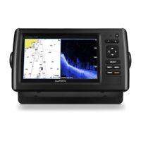Garmin echoMAP CHIRP 74cv GPS w/ U.S. BlueChart g2 Maps Transducer 010-01801-01