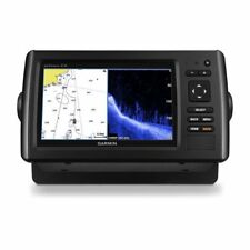 Garmin echoMAP CHIRP 74cv Marine GPS with U.S. BlueChart g2 Maps with Transducer