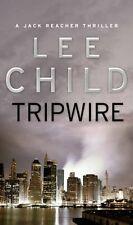 Tripwire: (Jack Reacher 3),Lee Child
