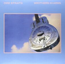 DIRE STRAITS - BROTHERS IN ARMS - 2 x 180gsm VINYL LP.....brand new & sealed