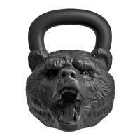 Cast Kettlebell Designer Iron Head Gorilla Weight 16 kg 35 lbs