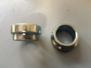 """Rix Rose Joint Rod End 1/2"""" Bolt Side Spacer Narrow Type 9mm wide"""