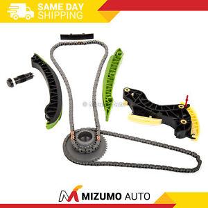 Timing Chain Kit Fits 12-14 Mercedes Benz SLK250 C250 1.8L  Turbocharged