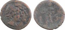 Bruttium, rhégium, tétras?, bronze - 3