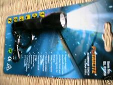 ALUMINIUM STAB-LAMPE KRYPTONBIRNE GUMMI KURZ - NICHT LED!  6996/44