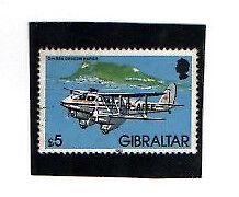 Gibraltar Aviones Comerciales año 1982 (AN-901)